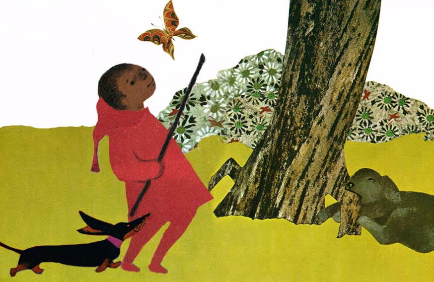 Illustration © Ezra Jack Keats